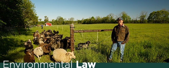 Environmental & Natural Resource Law
