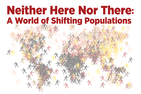 Neither Here Nor There: A World of Shifting Populations