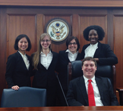 Jessup International Moot Court
