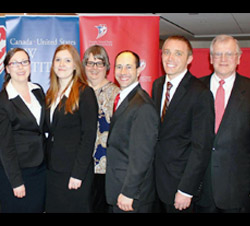 Niagara Moot Court Team