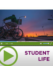 Student Life video